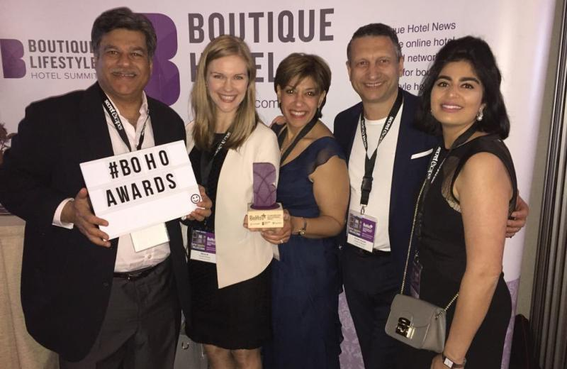 Three Queensway hotels shortlisted at the Boutique Hotel & Lifestyle Summit 2018