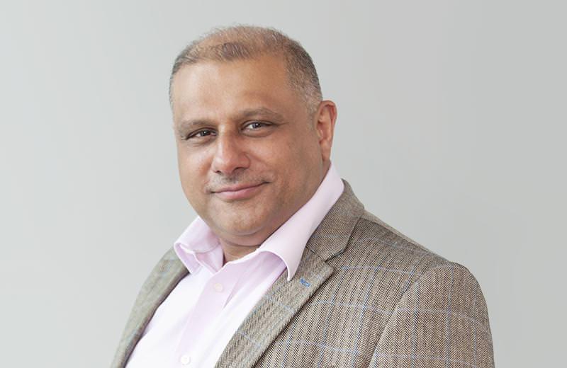 Arif Jivraj - Restaurants & Coffee Houses Director
